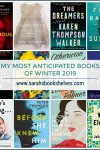 Most Anticipated Books of Winter 2019