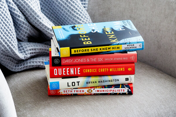 Book of the Month March 2019 Selections