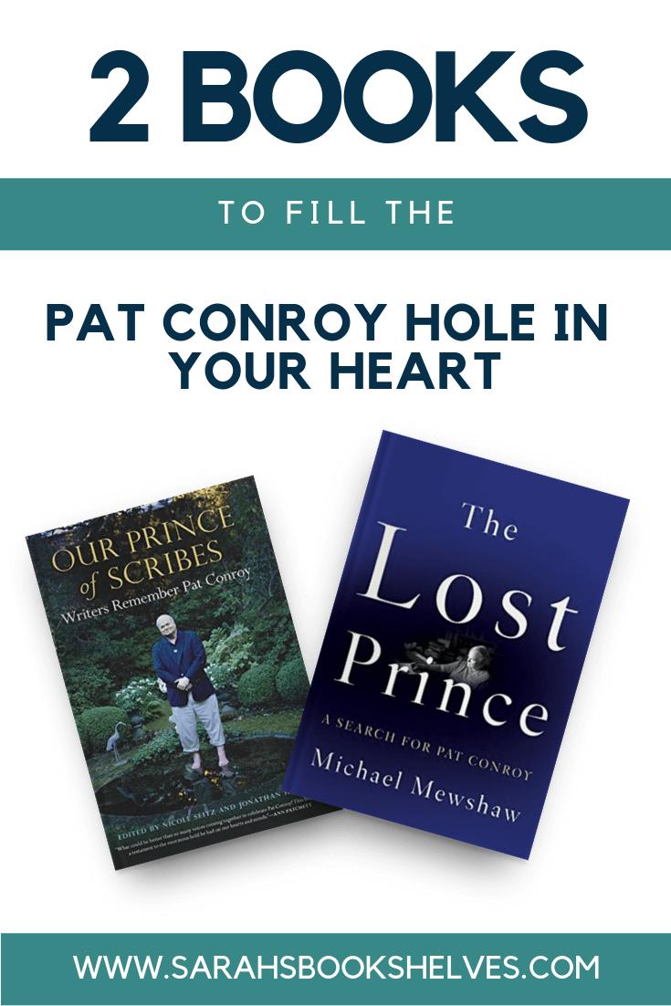 pat conroy books