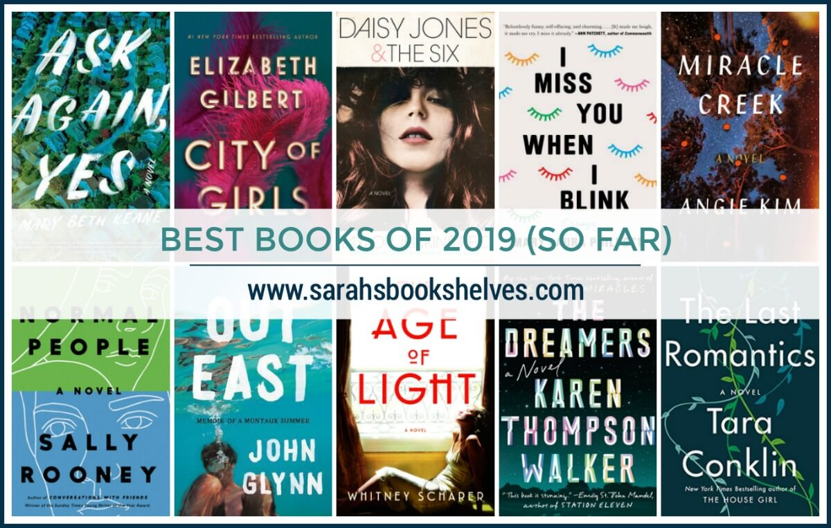 Best Books of 2019 So Far