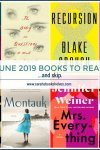 June 2019 Books to Read