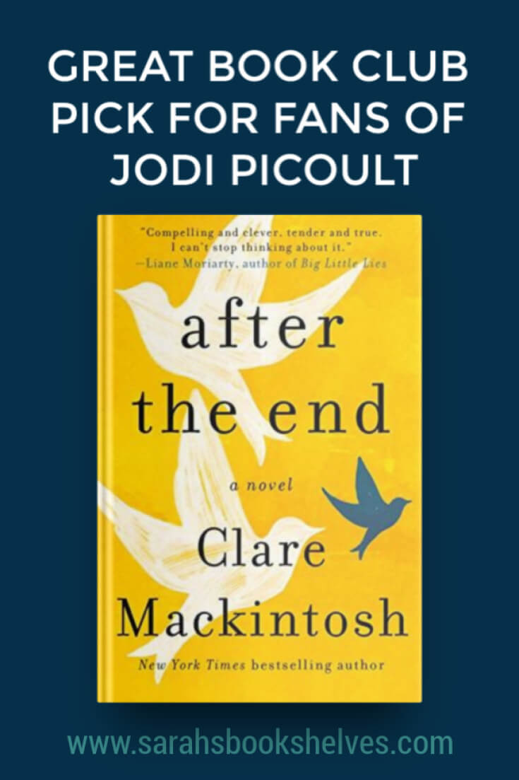 After the End by Clare Macintosh