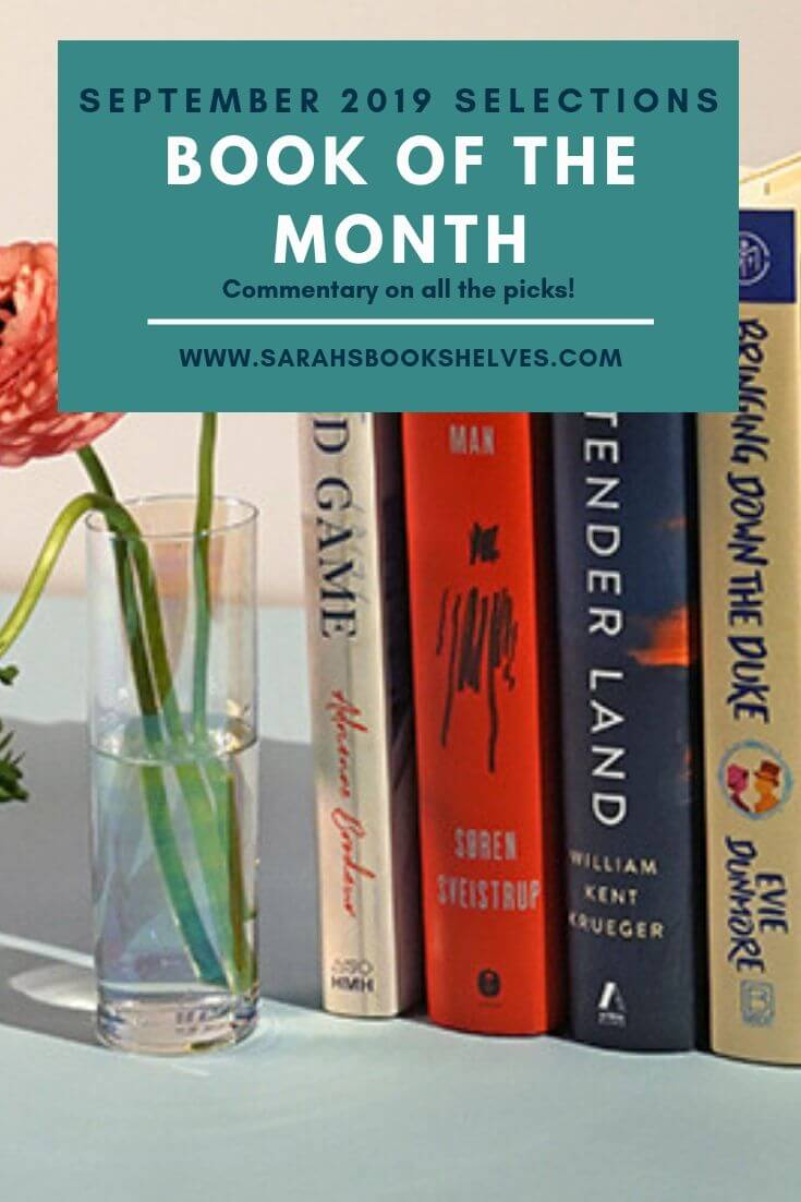 Book of the Month September 2019