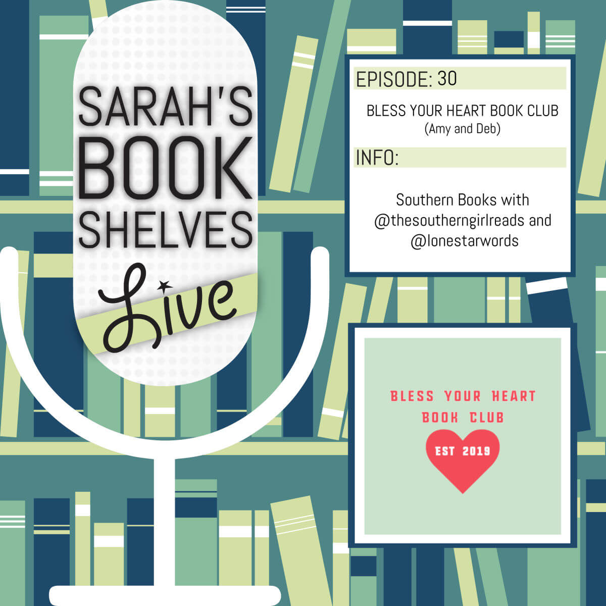 Southern books with bless your heart book club