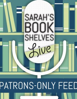 Sarah's Book Shelves Patreon