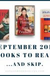 September 2019 Books to Read