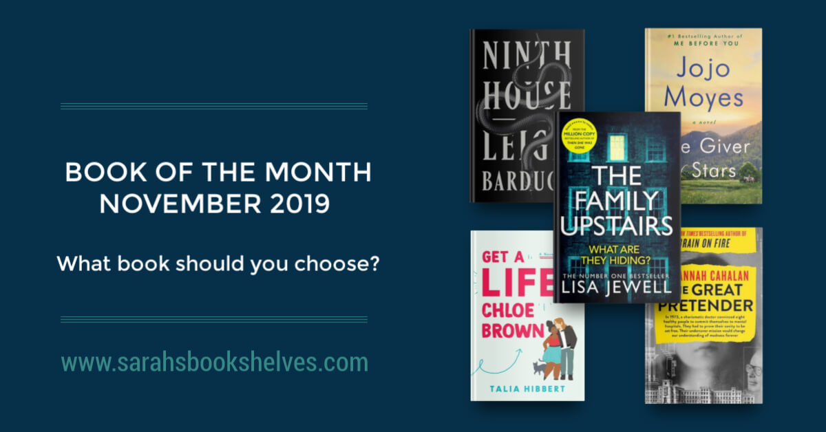 Book of the Month November 2019