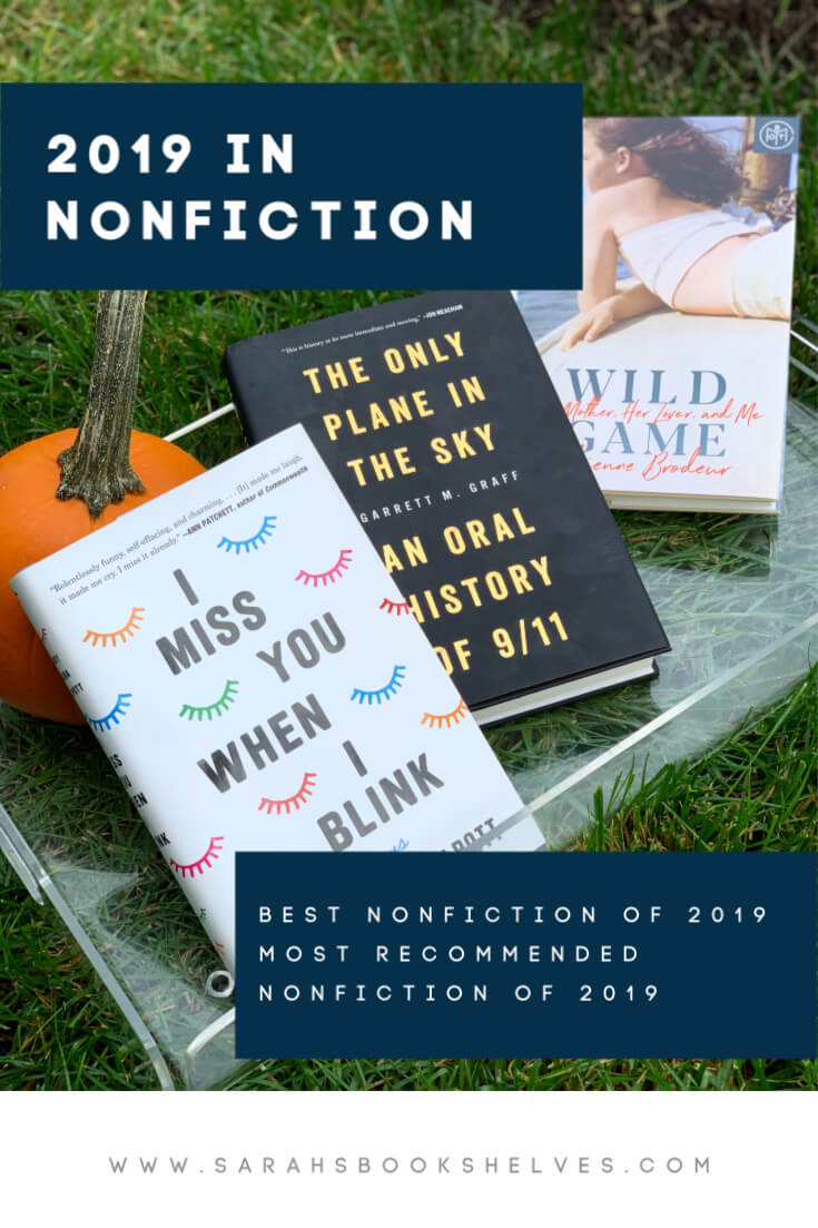 Year in Nonfiction 2019
