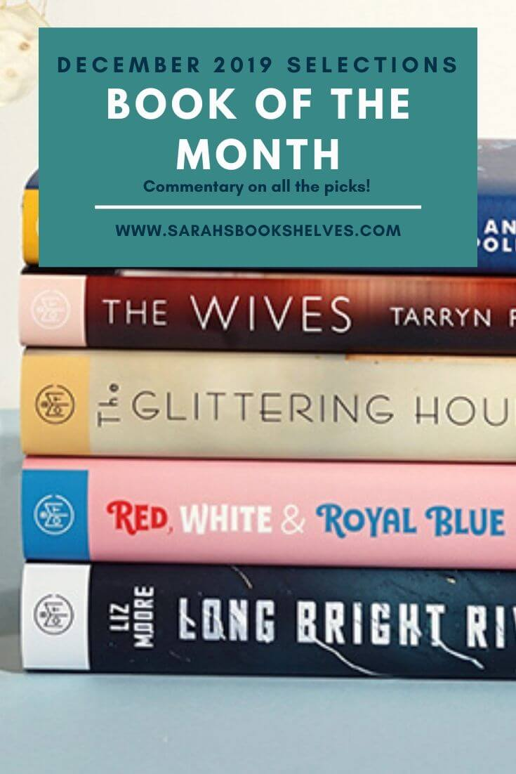 Book of the Month December 2019