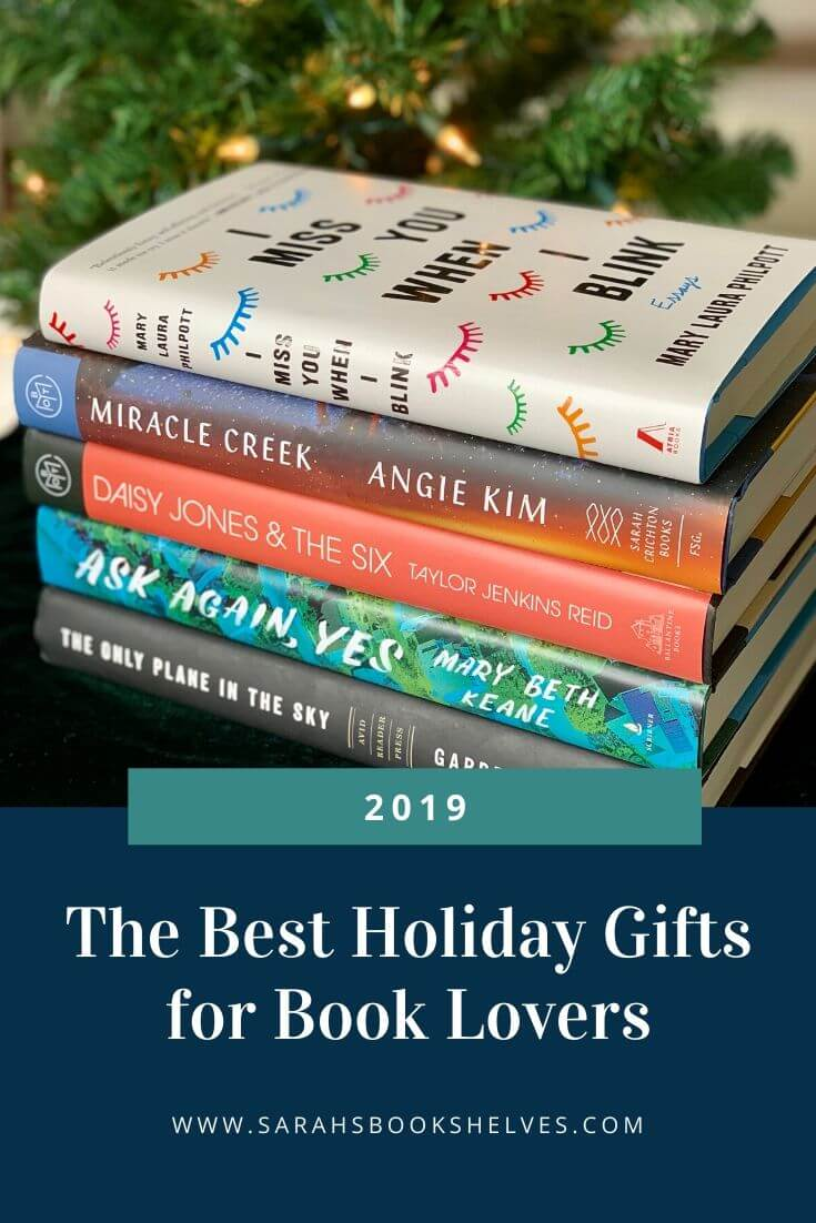 Best Holiday Gifts for Book Lovers 2019
