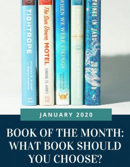Book of the Month January 2020