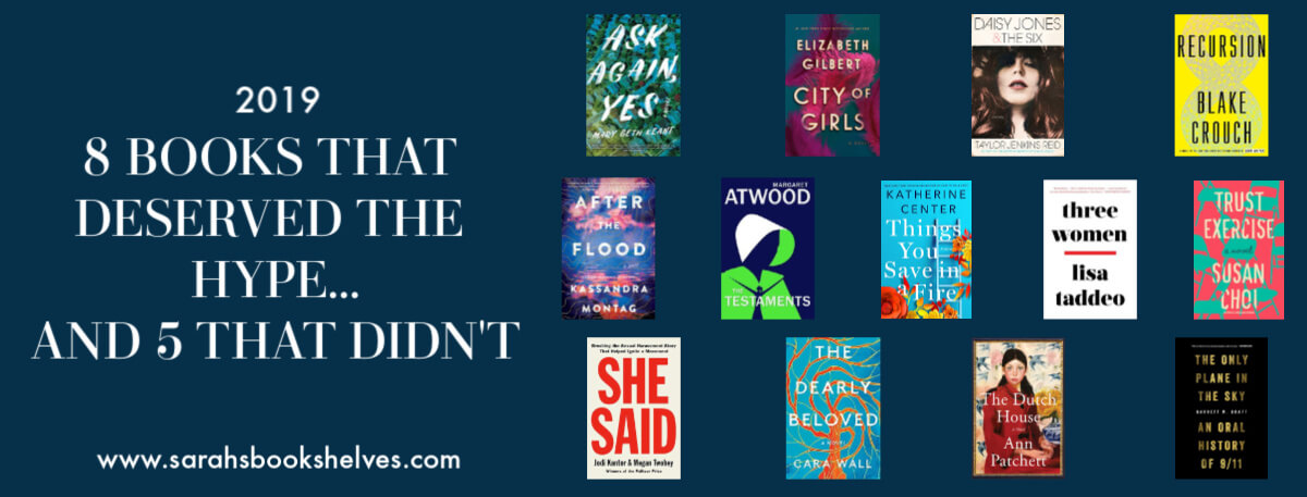 2019 books that deserved the hype