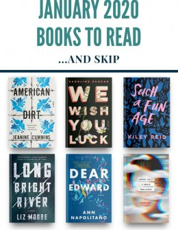 January 2020 Books to Read