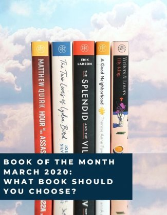 Book of the Month March 2020
