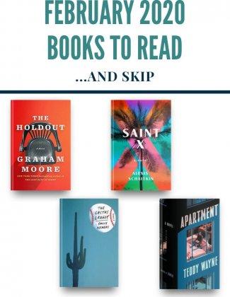 February 2020 Books to Read