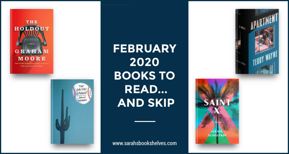 February 2020 Books to Read
