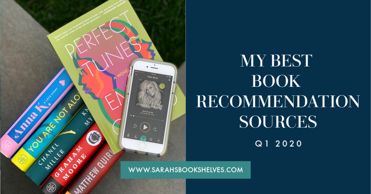 book recommendation sources