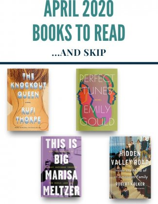 April 2020 Books to Read