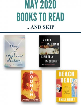 May 2020 Books to Read