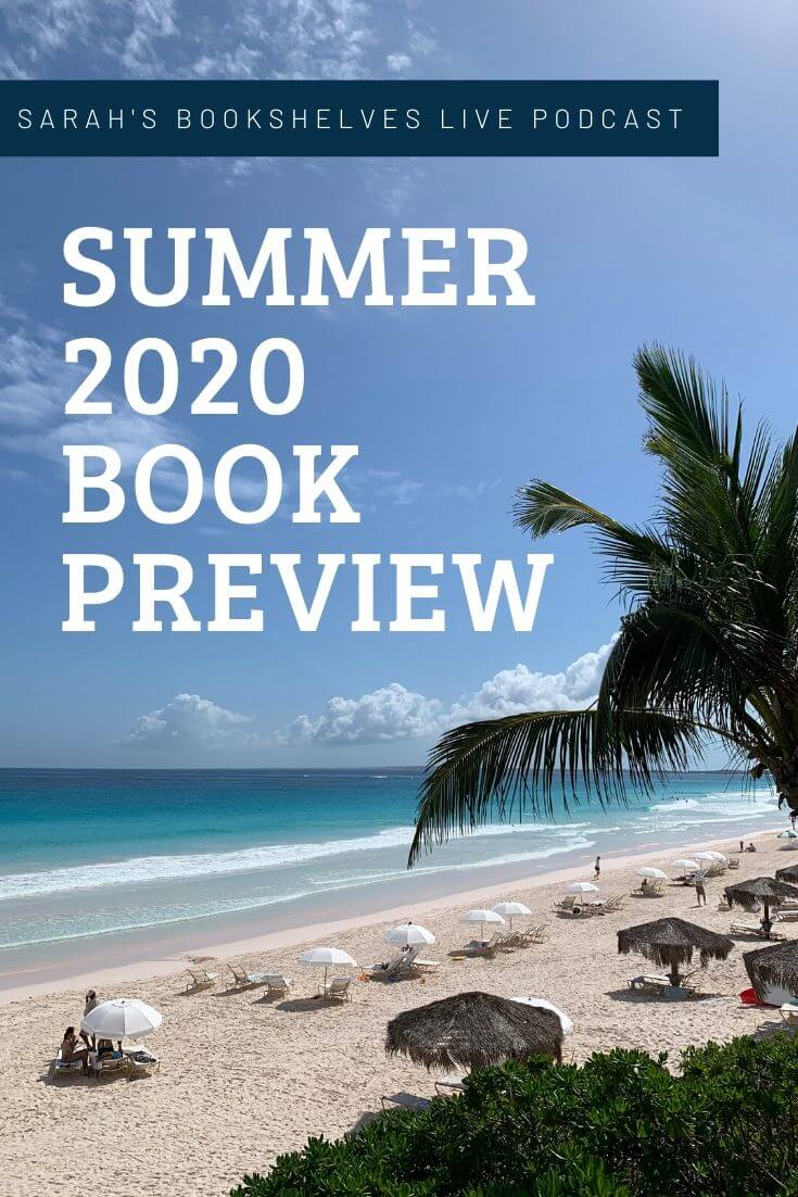 Summer 2020 Book Preview