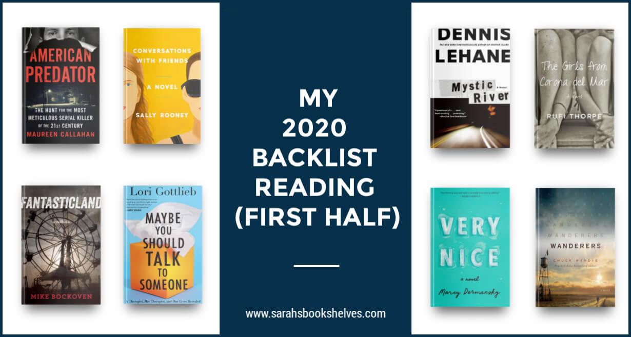 2020 Backlist Reading