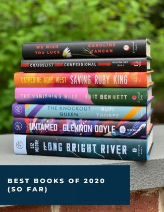 Best Books of 2020 So Far