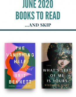 June 2020 Books to Read