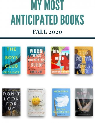 Most Anticipated Books of Fall 2020