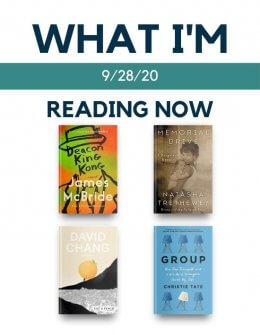 what I'm reading now