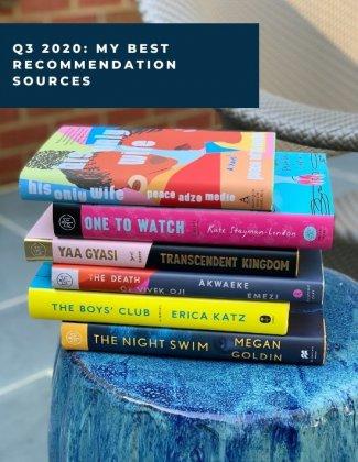 Q3 2020 best recommendation sources