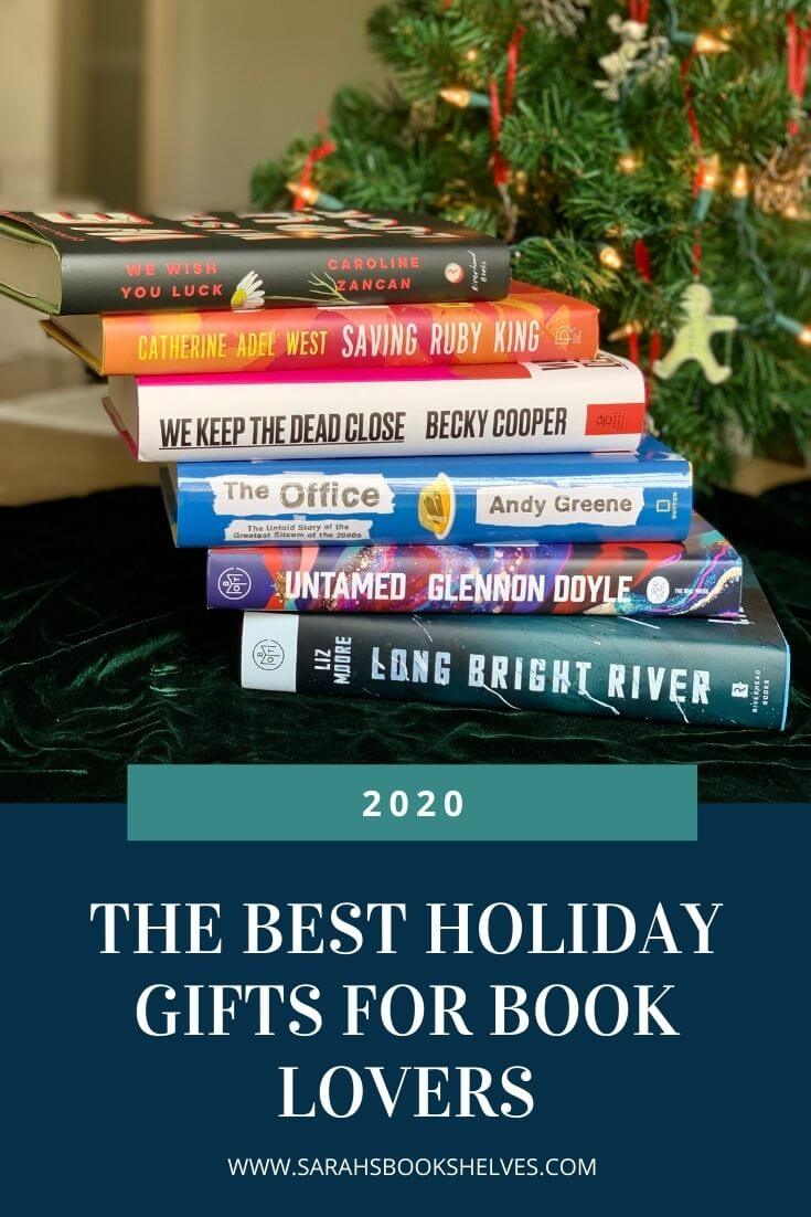 best holiday gifts for book lovers 2020