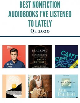 best nonfiction audiobooks