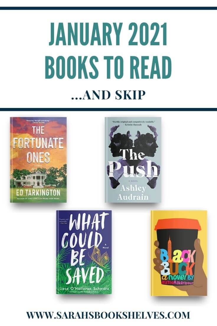 January 2021 Books to Read