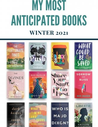 Most Anticipated Books Winter 2021