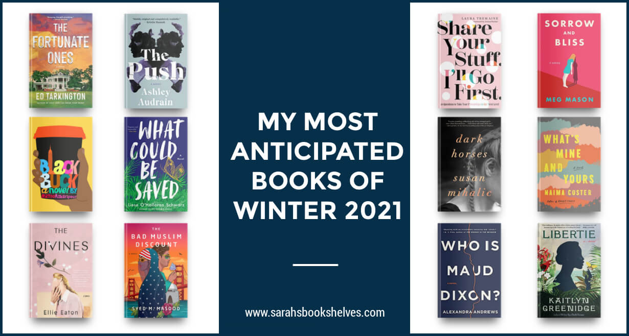 Most Anticipated Books of Winter 2021