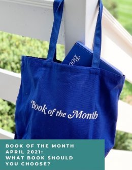 Book of the Month April 2021