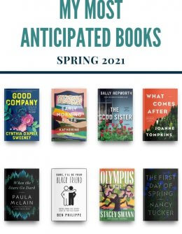 Most Anticipated Books of Spring 2021