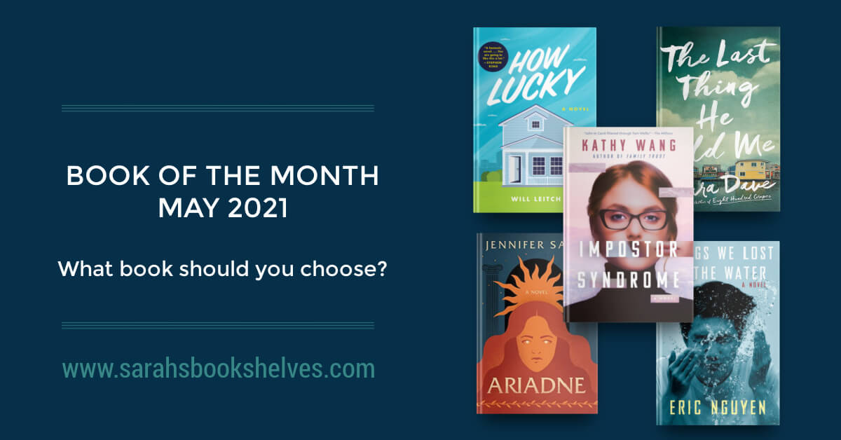 Book of the Month May 2021